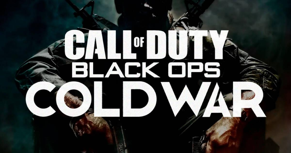 Call Of Duty The Black Ops Cold War Logo Has Leaked Not Yet