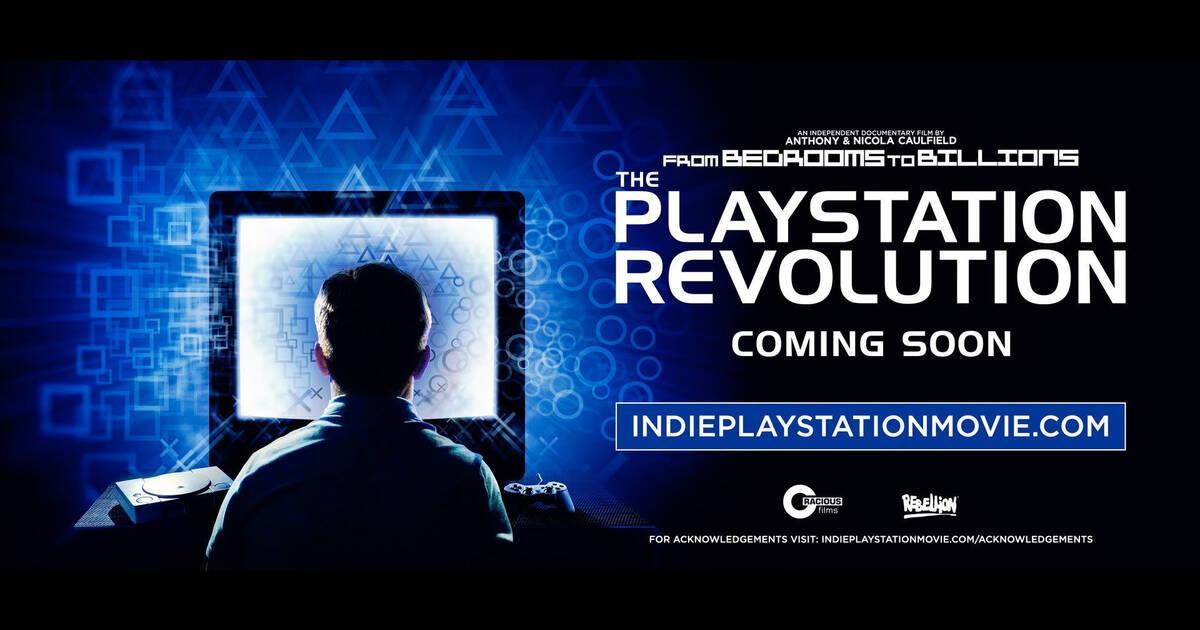 Documental The Play Station Revolution
