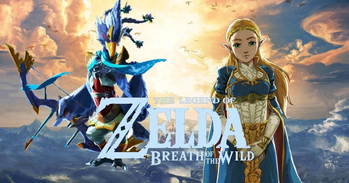 Zelda Breath of the Wild 2: Los actores españoles insinúan que ya han trabajado en su doblaje