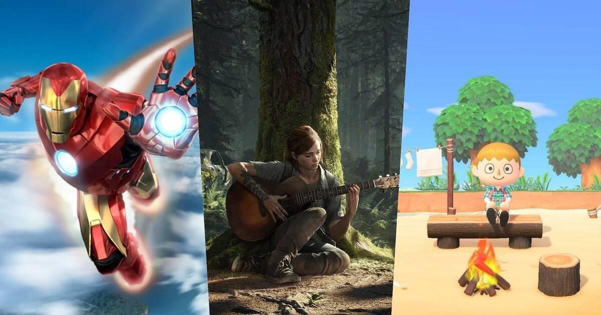 Iron Man VR es el segundo juego más vendido en UK, por detrás de The Last of Us 2
