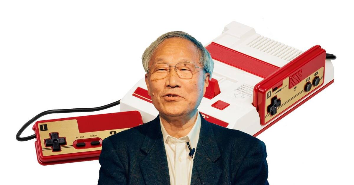 Nintendo y su divertido pasado: El diseño de Famicom se basó en el de una bufanda