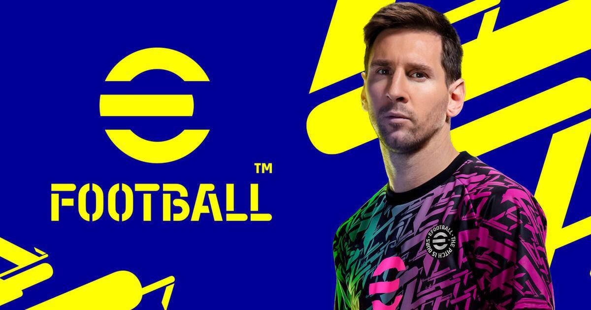 PES cambia su nombre a eFootball y pasará a ser totalmente gratis; llegará  en otoño - Vandal