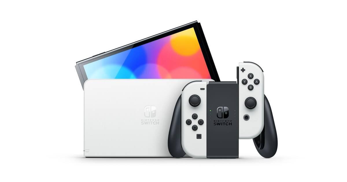 nueva Switch OLED