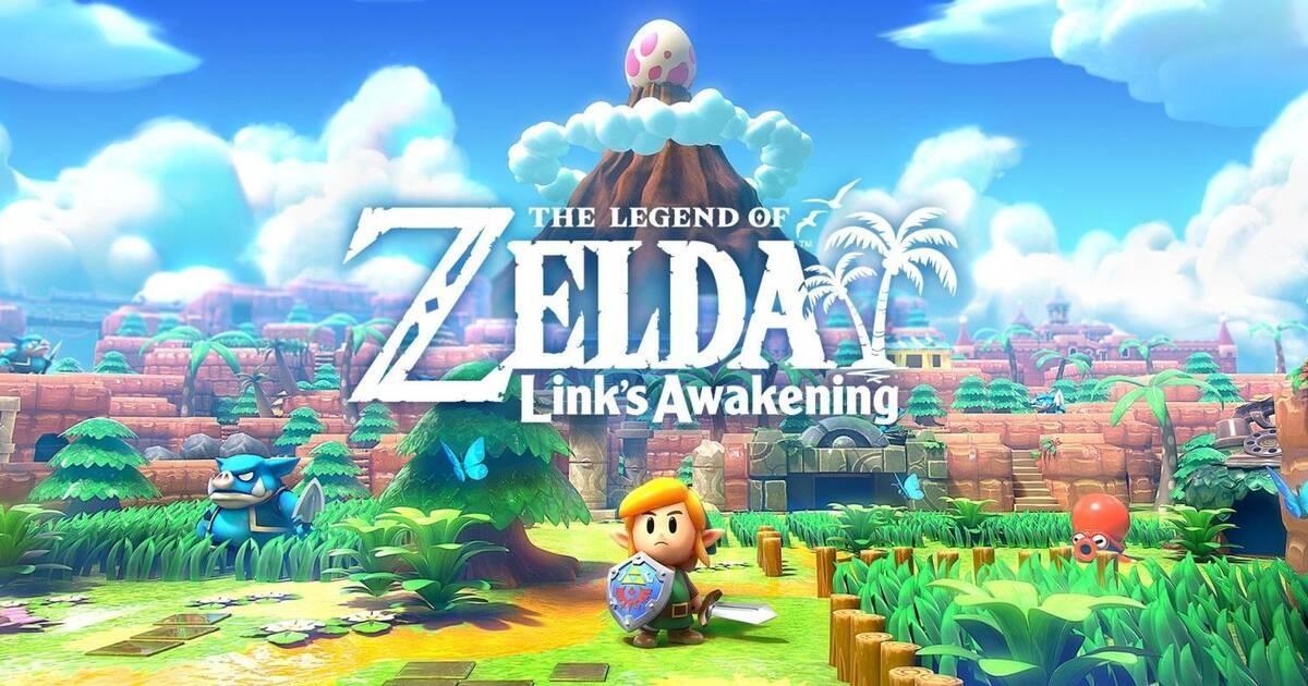 The Legend of Zelda: Link's Awakening ocupará 5,8 GB en Nintendo Switch