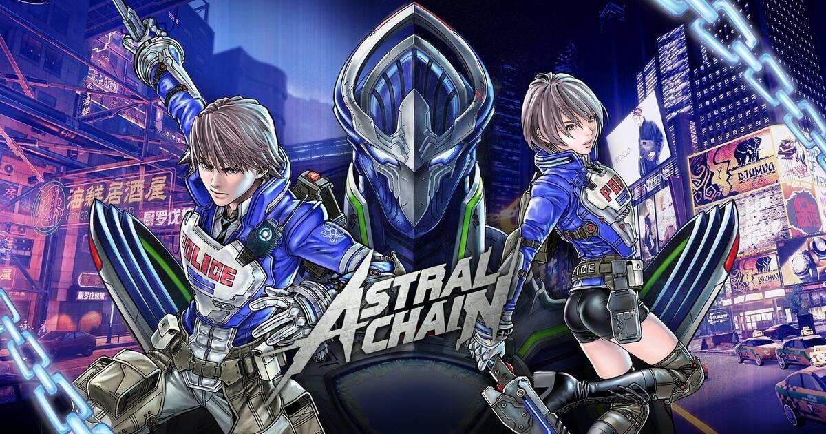 Astral Chain muestra su jugabilidad en una amplia demo de Gamescom 2019