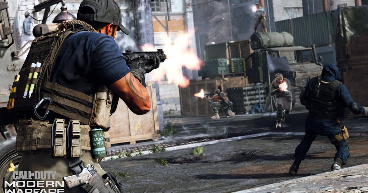 Modern Warfare, víctima del review bombing en Rusia — Call of Duty