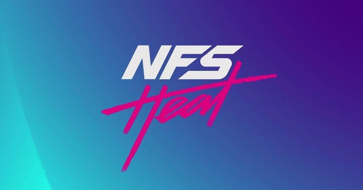 logo de need for speed heat