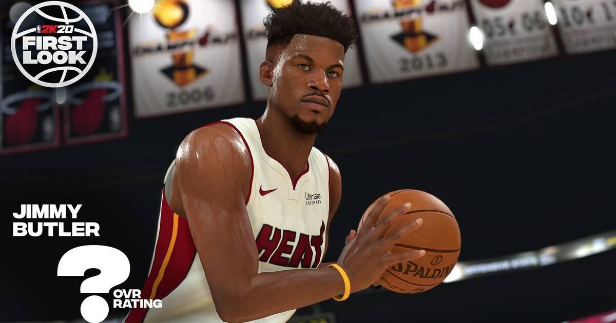 Celebra el fin de semana del All-Star de la NBA con el videojuego NBA 2K20