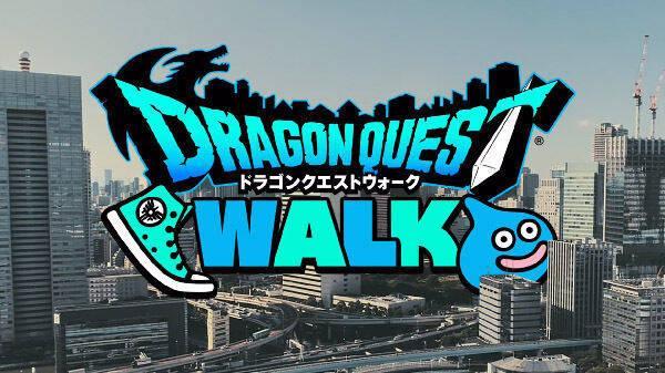 Dragon Quest Walk es un nuevo juego de realidad aumentada para móviles