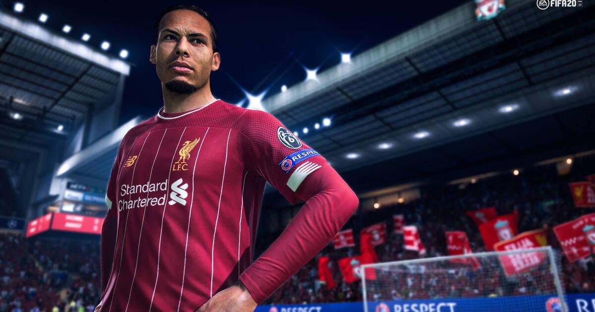 FIFA 20 fue el juego más vendido en España durante el mes de septiembre