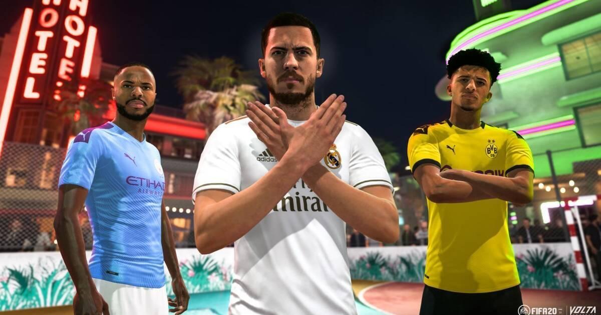 FIFA 20 recupera el liderato en las ventas semanales de Europa