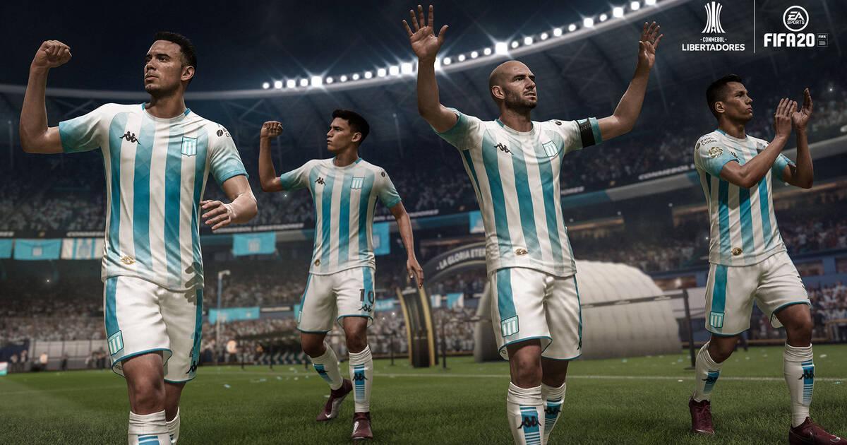 Así se ven las Copa Libertadores y Sudamericana en FIFA 20