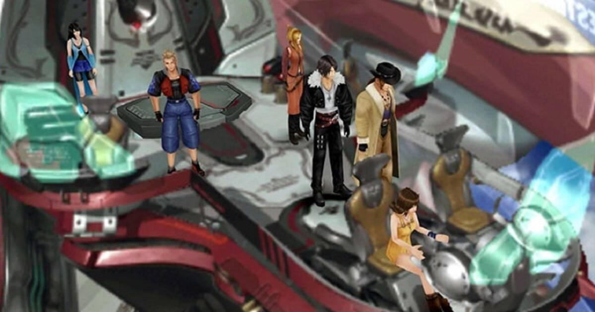 Final Fantasy VIII Remastered muestra ocho minutos de gameplay ...