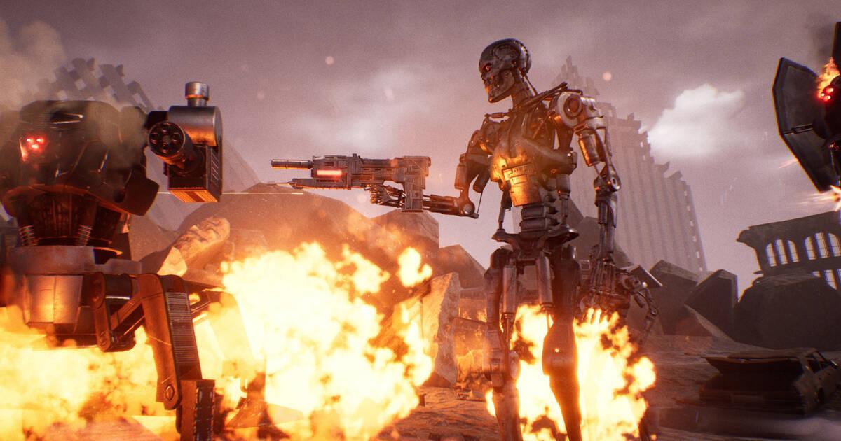 Presentado Terminator Resistance para PlayStation 4, Xbox One y PC