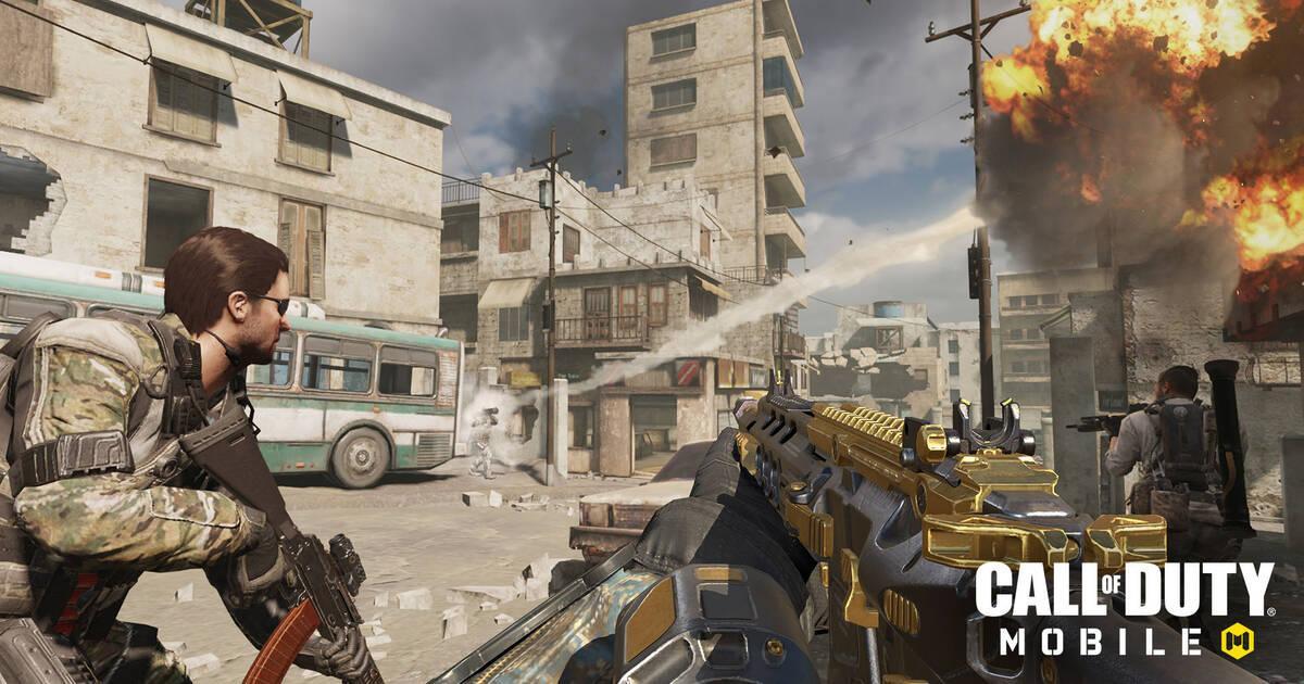 """Resultado de imagen de Call of Duty: Mobile"""""""