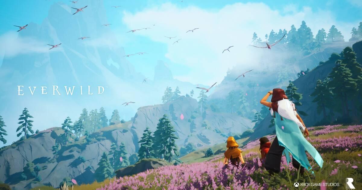 Primer tráiler de Everwild, la nueva IP de Rare para Xbox