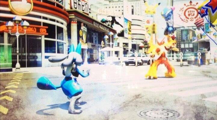 El Supuesto Pokemon Para Wii U Seria Un Juego De Lucha Vandal