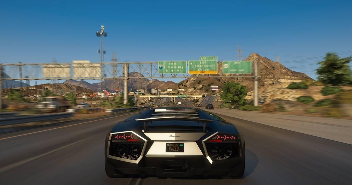 NaturalVision Remastered es el nuevo mod hiperrealista para GTA V en PC