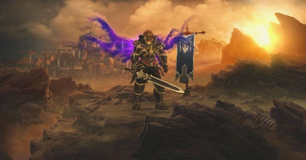 Eternal Collection llegará a Nintendo Switch — Diablo III