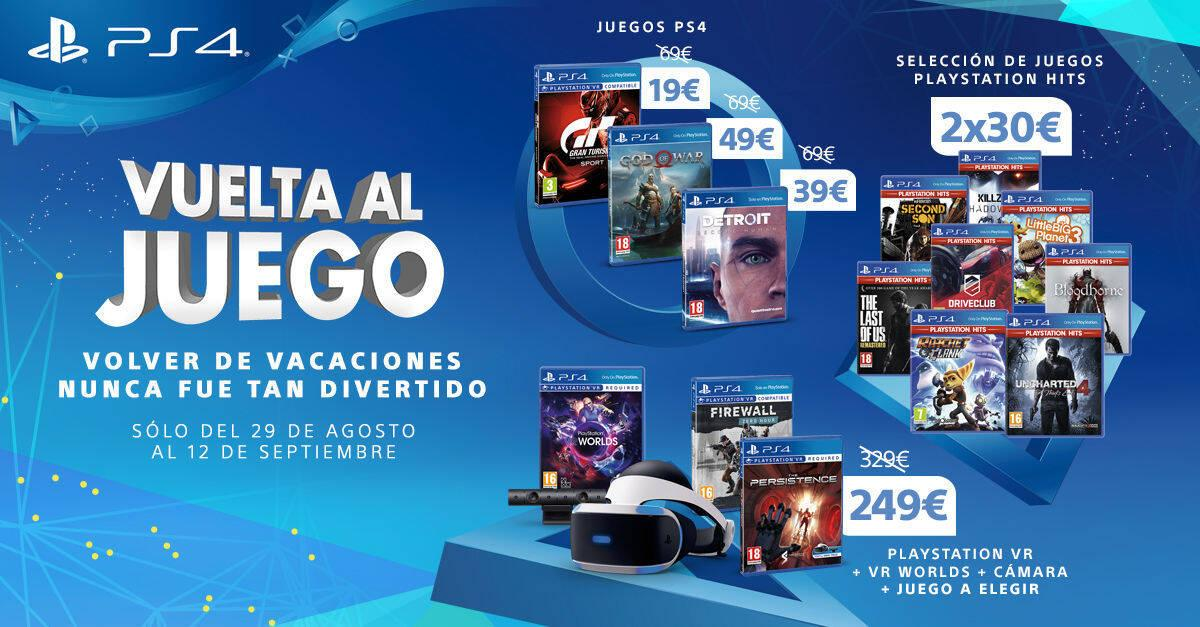 Revelados los juegos gratuitos de PlayStation Plus de septiembre