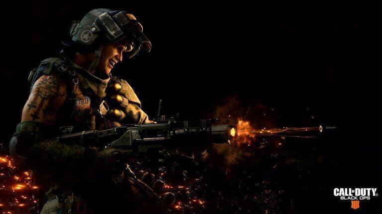 Black Ops 4 calienta motores con su beta multijugador — Call of Duty