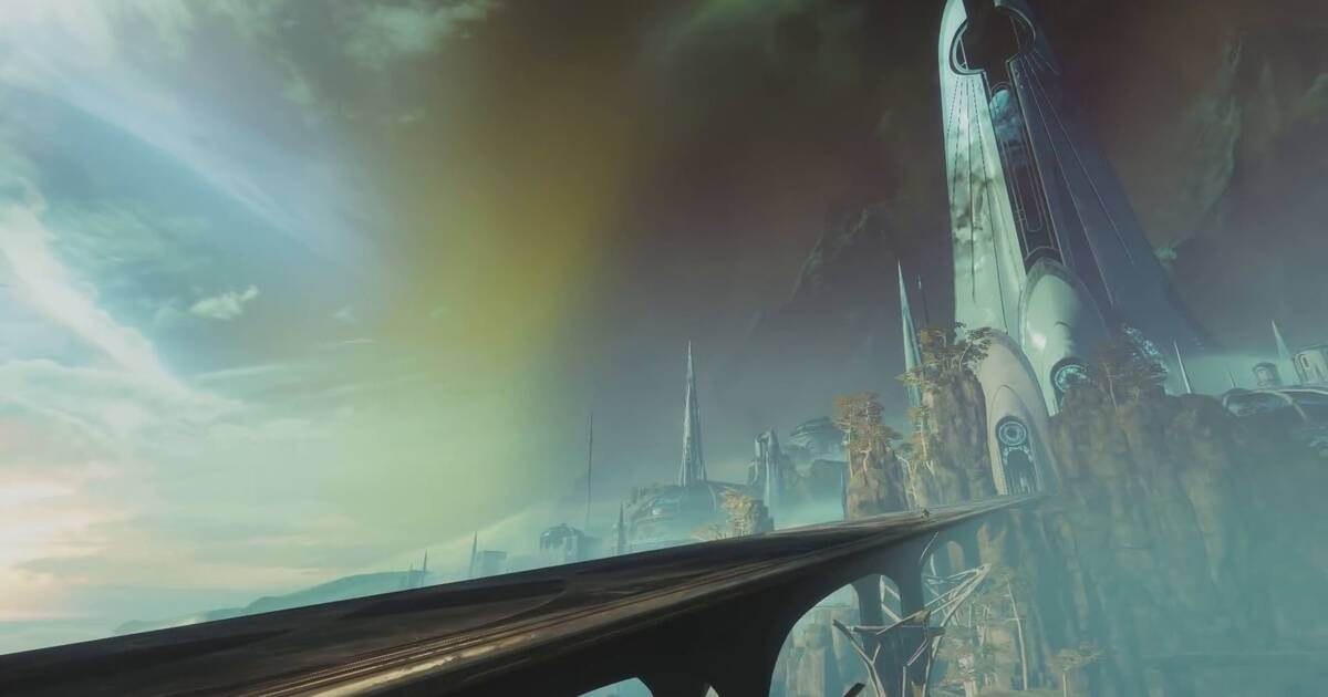 Descubre la Dreaming City de Destiny 2: Forsaken