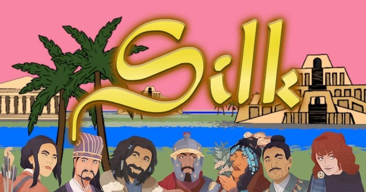 Silk, el RPG con el mundo más grande jamás hecho, se lanzará en septiembre en PC y Switch