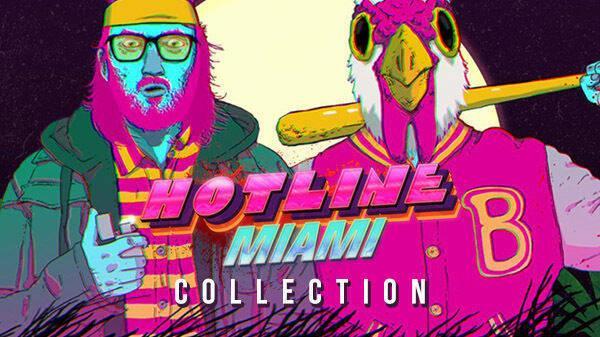 Los tiroteos estéticos de Hotline Miami Collection desembarcan hoy en Nintendo Switch