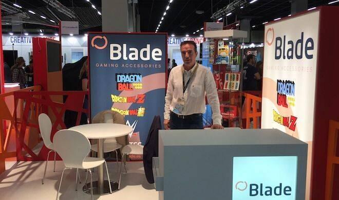 La española Blade estará presente en Gamescom mostrando sus novedades y accesorios