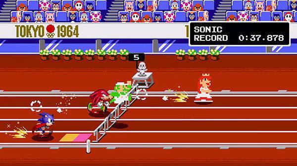 Mario & Sonic at the Olympic Games Tokyo 2020 llega el 8 de noviembre a Nintendo Switch