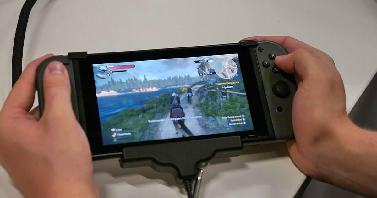 The Witcher 3 en Switch: más de 20 minutos de gameplay en modo portátil
