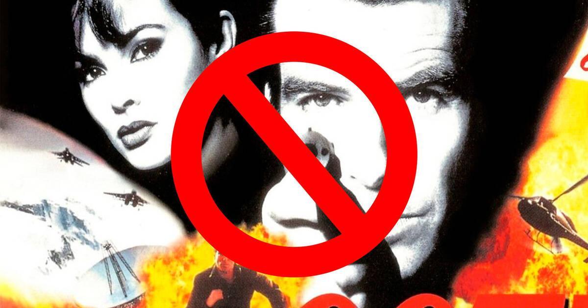 El remake fan de GoldenEye 007 detiene su desarrollo por problemas con los derechos