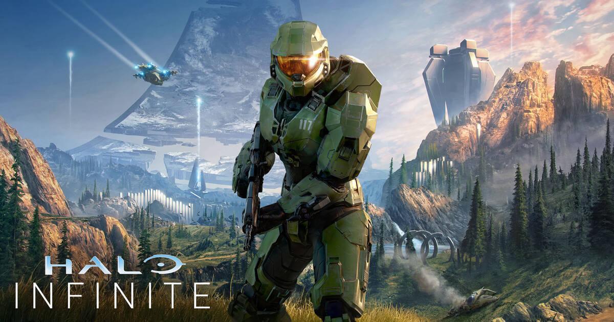 Halo Infinite estará listo en primavera, según el actor de movimientos del  Jefe Maestro - Vandal