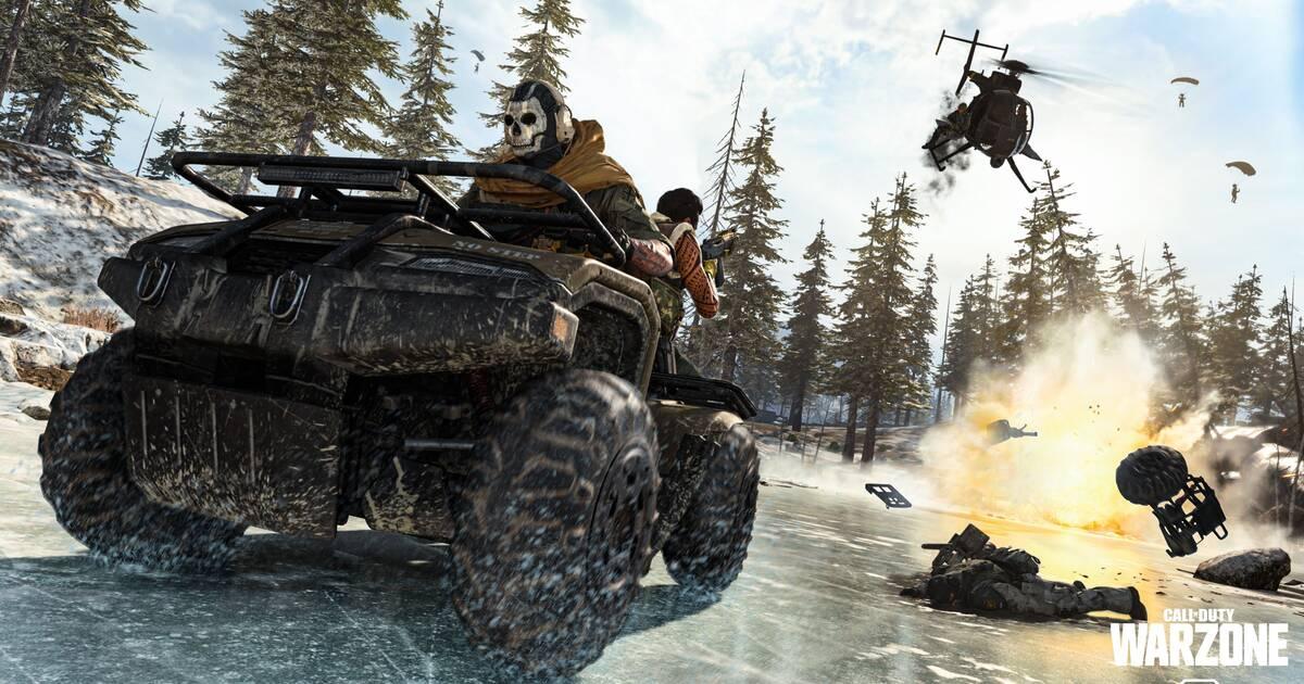 Warzone ha superado ya los 50 millones de jugadores — Call of Duty