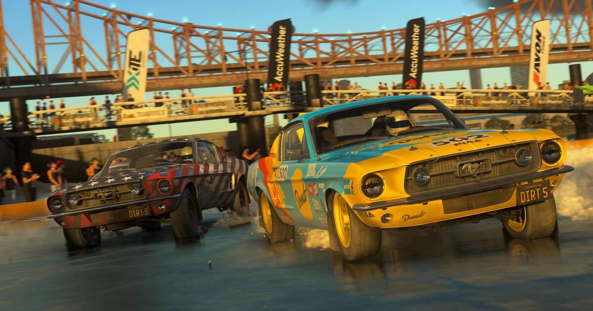 Codemasters anuncia DIRT 5, que llegará a Xbox Series X, PS5, PC ...