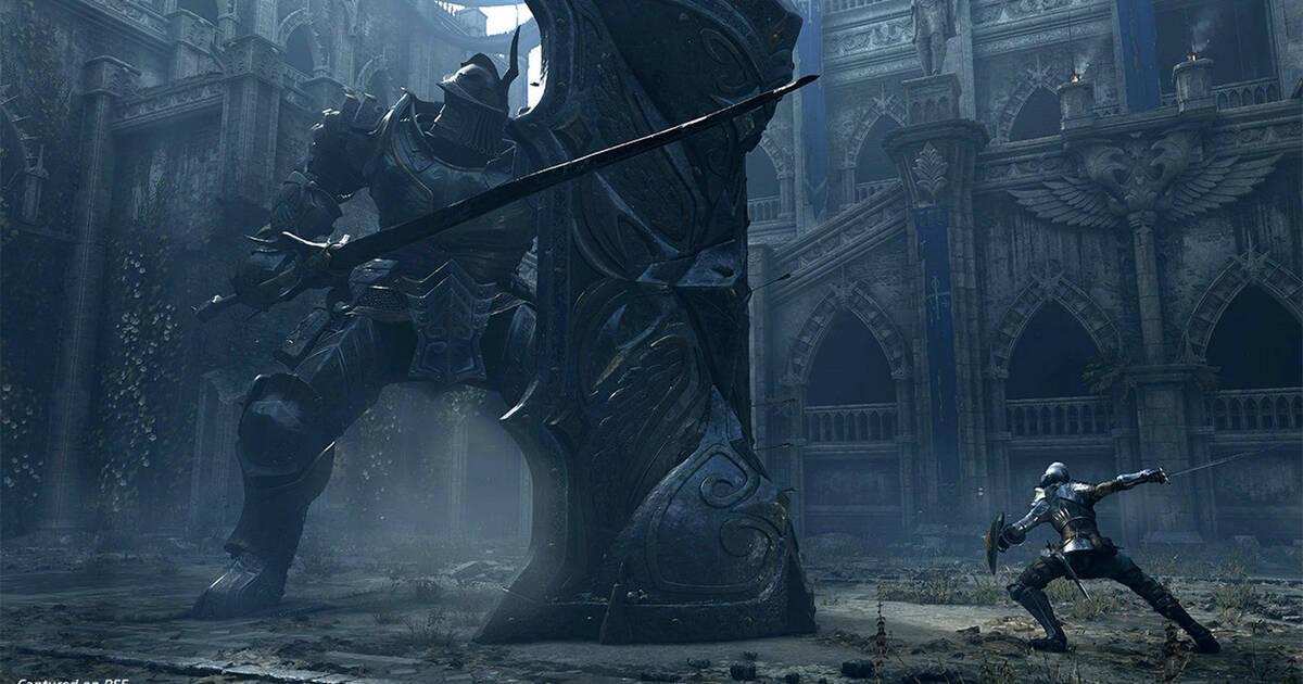 Demon's Souls Remake de PS5 se muestra en una nueva imagen - Vandal