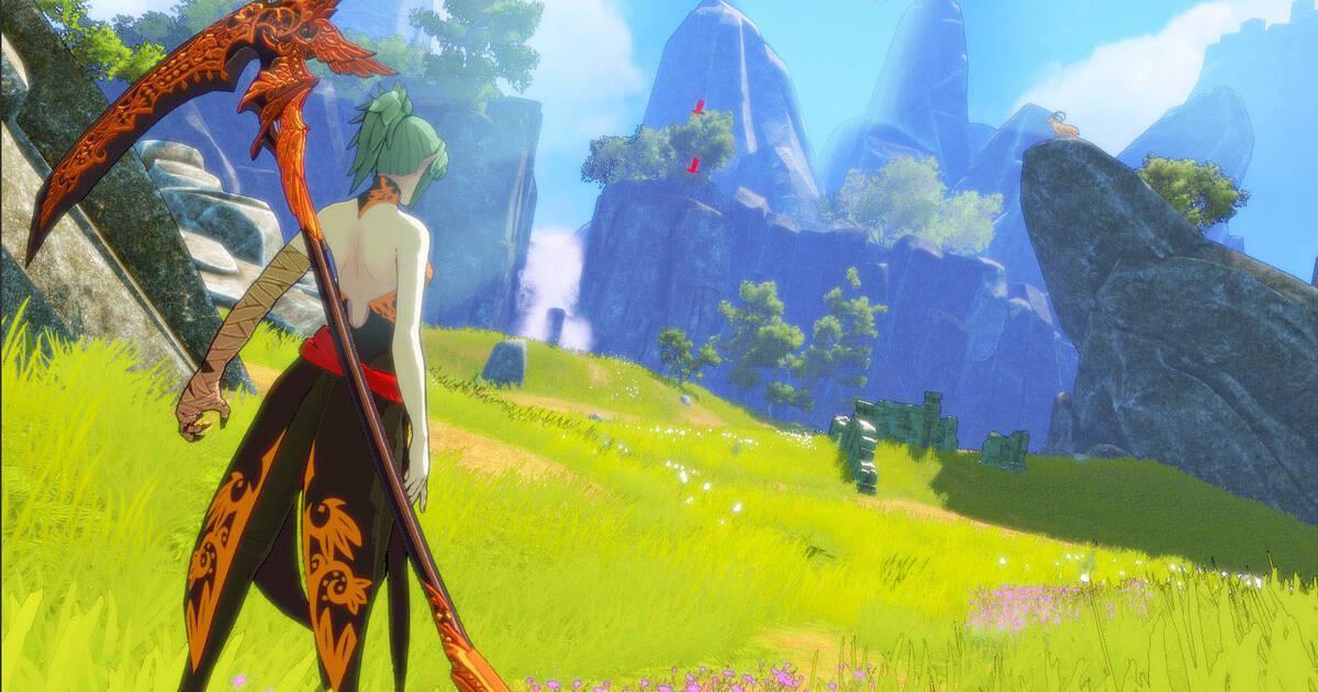 Anima: Song from the Abyss ofrecerá rol y acción para PC y consolas