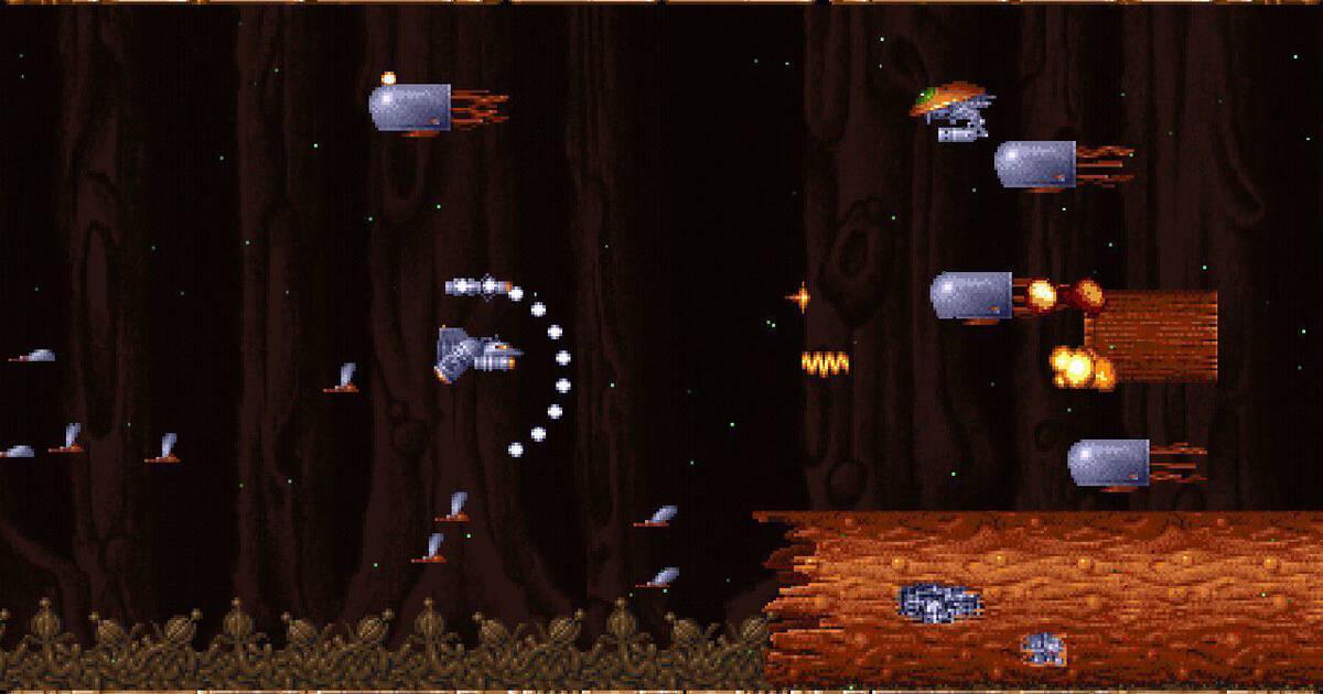 El matamarcianos retro 1993 Shenandoah llegará el 9 de julio a Nintendo Switch