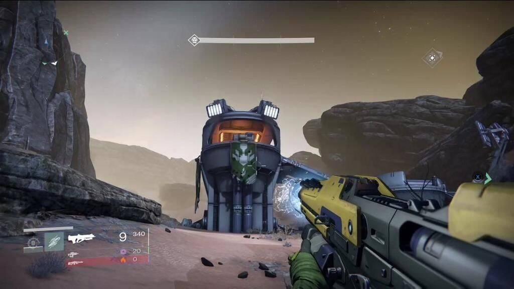Descubren un supuesto 'cameo' del Jefe Maestro en Destiny