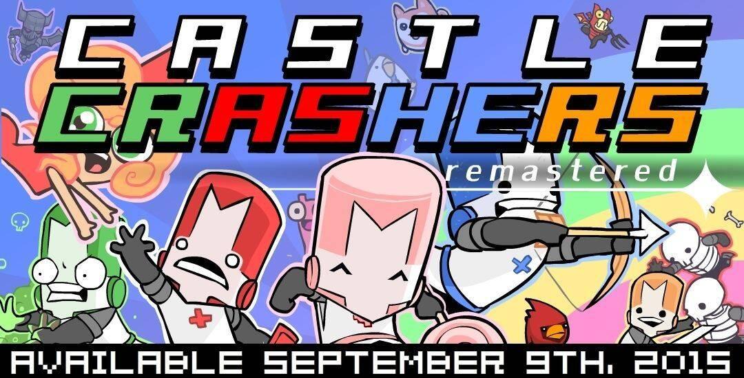 Castle Crashers Remastered debuta el 9 de septiembre en Xbox One