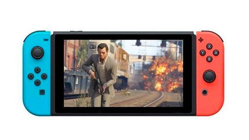 Grand Theft Auto V Podria Llegar A Nintendo Switch Vandal