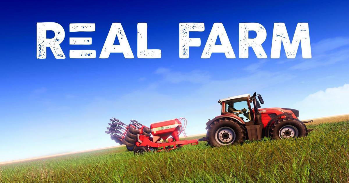 Real Farm Simulator estará disponible el 20 de octubre en PC y consolas