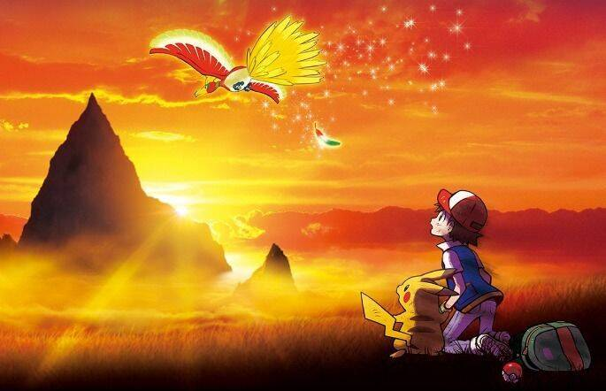 La película 'Pokémon ¡Te elijo a ti!' muestra su tráiler