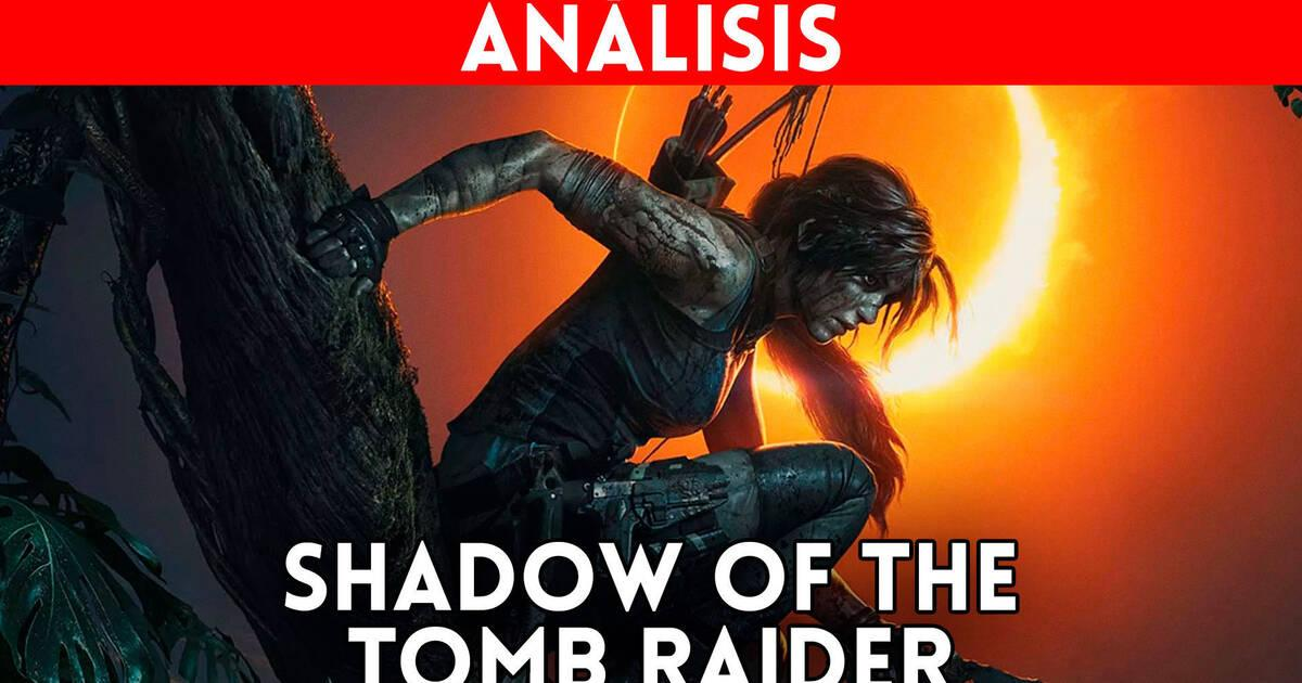 Shadow of the Tomb Raider ya disponible Tráiler de lanzamiento