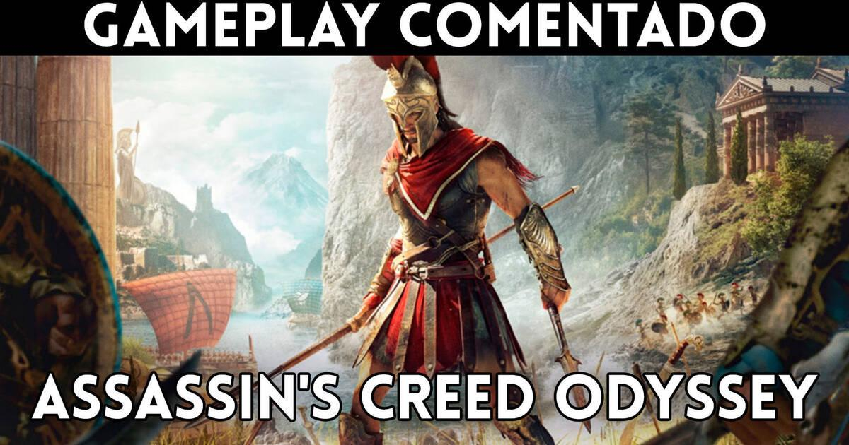 Ya tenemos un nuevo tráiler de Assassin's Creed: Odyssey