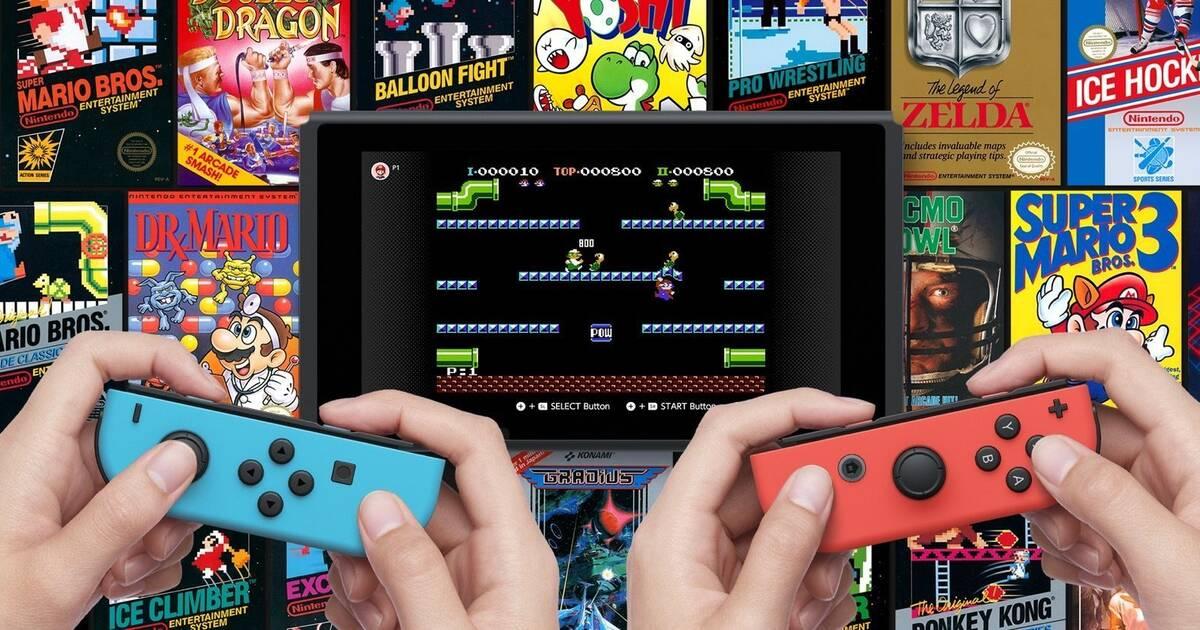 La versión 6.0.0 de Nintendo Switch permite compartir juegos