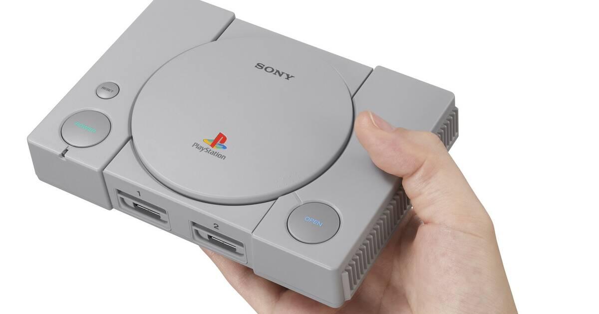 Sony anuncia la PlayStation Classic: su consola mini traerá 20 juegos