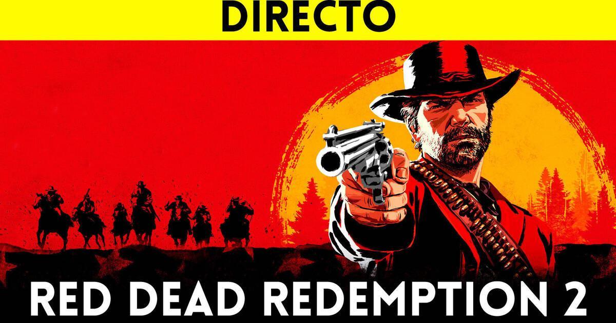 Respondemos en directo a todas vuestras dudas de Red Dead Redemption 2