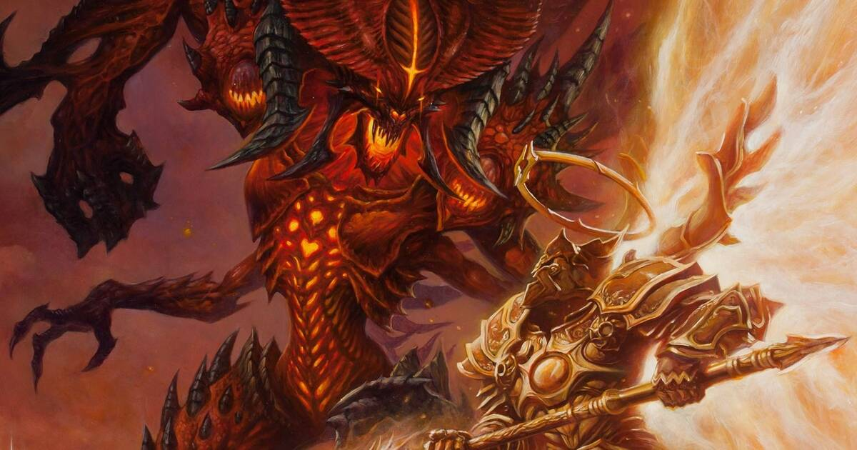 Netflix realizará serie de Diablo
