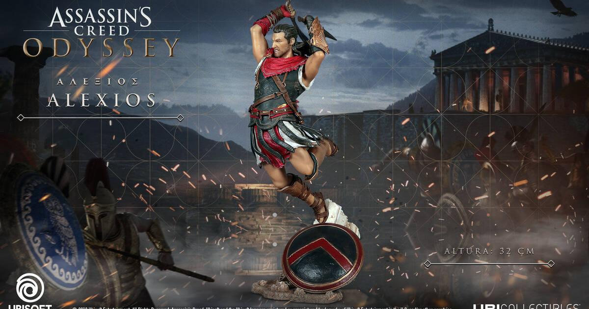 Assassin's Creed Odyssey: dónde encontrar a todos los animales legendarios